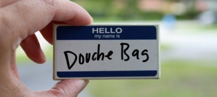 Hello, My Name Is Douchebag